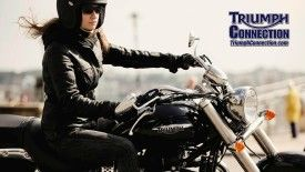 Triumph Motorcycle Connection Wallpaper number 47