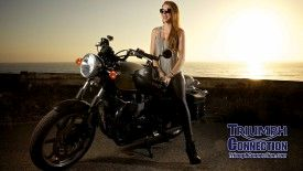 Triumph Motorcycle Connection Wallpaper number 44