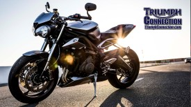 Triumph Motorcycle Connection Wallpaper number 14