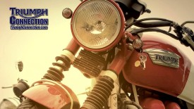 Triumph Motorcycle Connection Wallpaper number 27