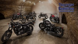 Triumph Motorcycle Connection Wallpaper number 49