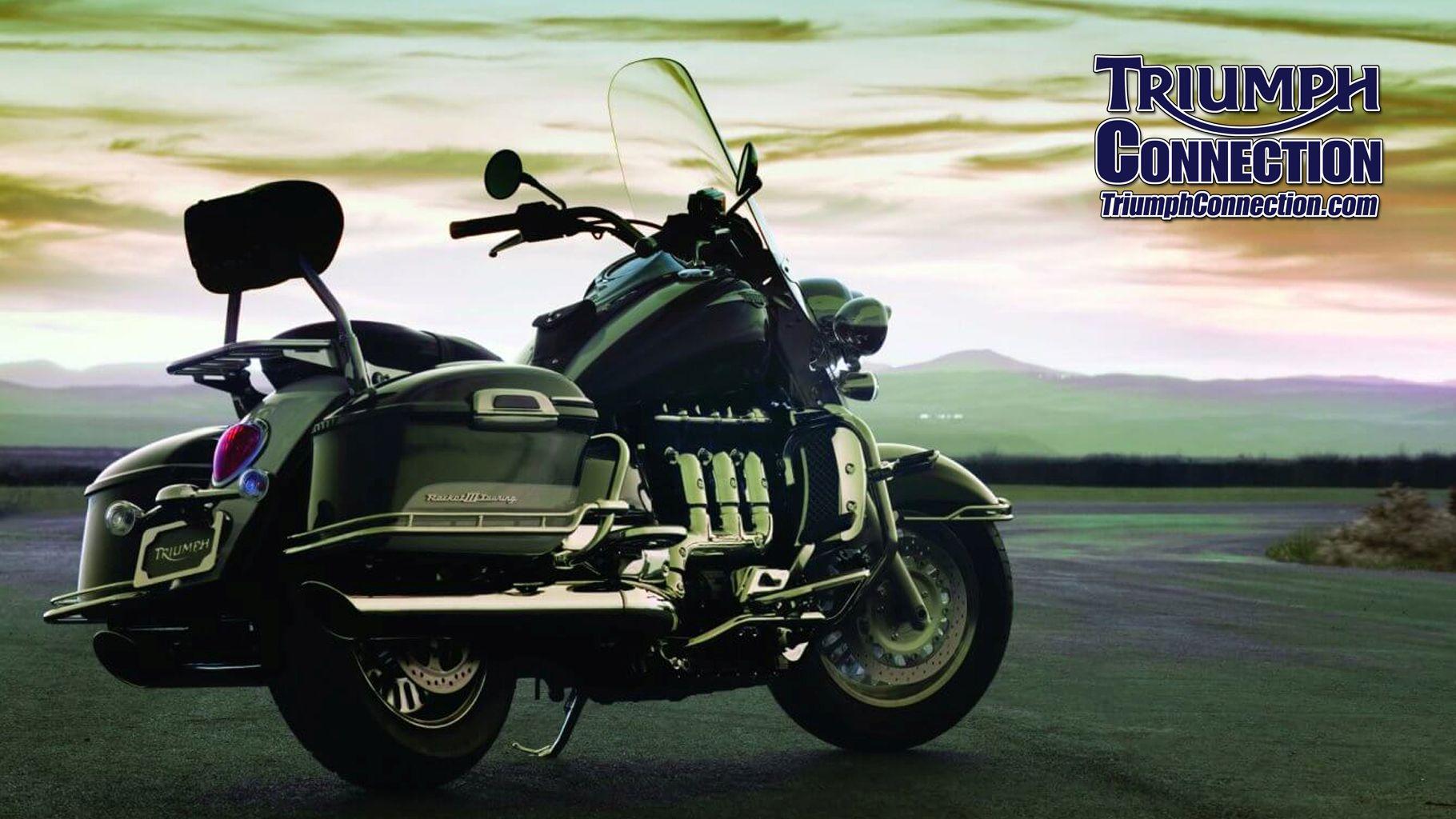 Motorcycle Top Cover Triumph 865 Bonneville EFI T100 2008 RCOTOPL